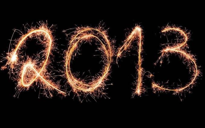 Its fireworks party time.. Happy New Year 2013
