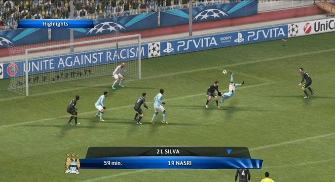 my bicycle kick.. baru saja [ pes 2013 ]