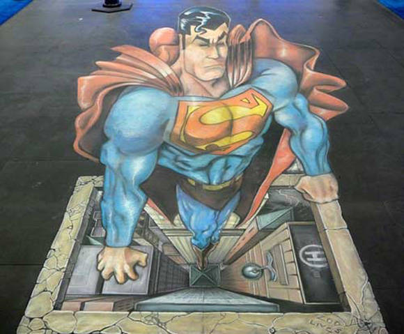 this is a picture in picture using chalk