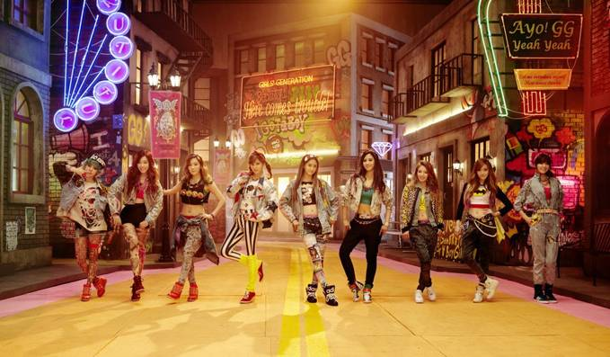 SNSD I GOT A BOY..... the cool dance teaser... klik wownya ya...
