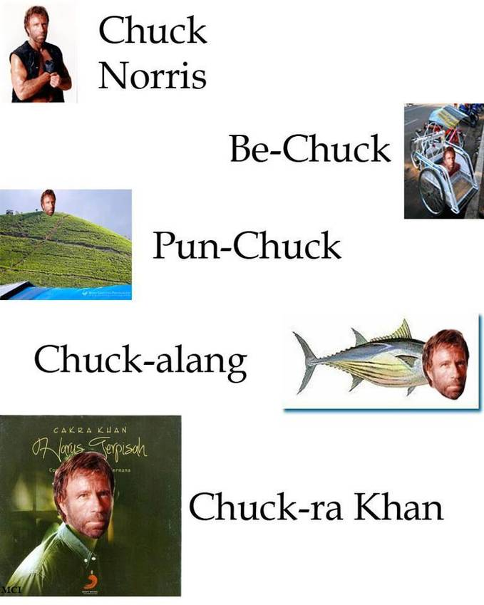 ALL ABOUT CHUCK...hehehe :)