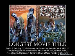 Night of the Day of the Dawn of the Son of the Bride of the Return of the Revenge of the Terror of the Attack of the Evil, Mutant, Hellbound, Flesh-Eating Subhumanoid Zombified Living Dead, Part 3 (2005)
