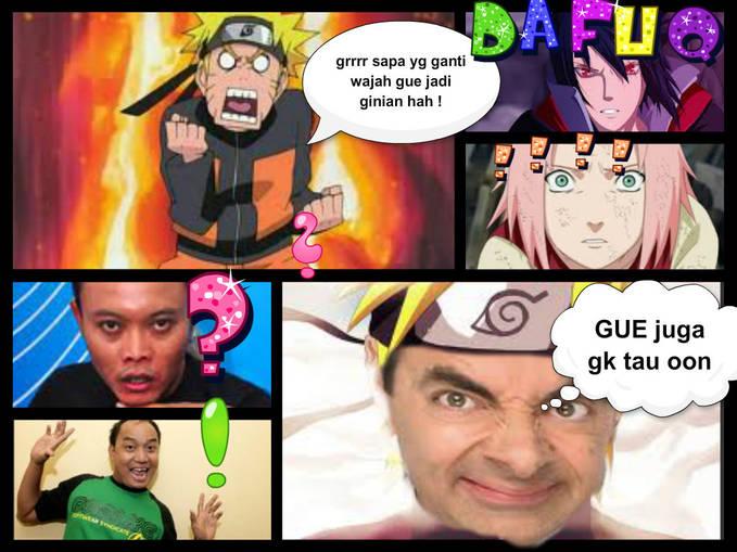 21+ Gambar Naruto Lucu Bikin Ngakak - Richa Gambar