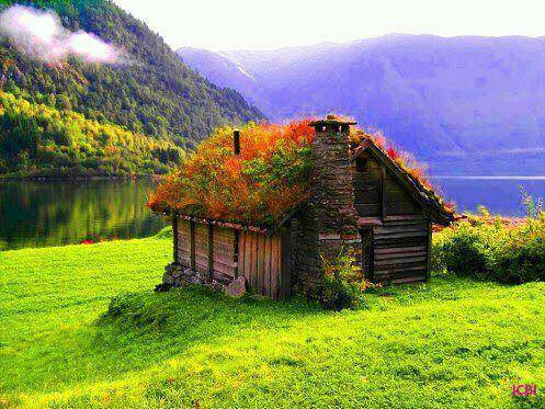 Beautiful Cottage in Norway