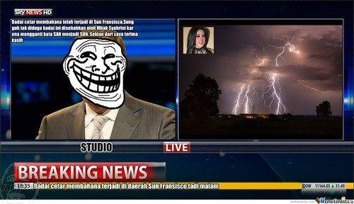 Breaking News !!!