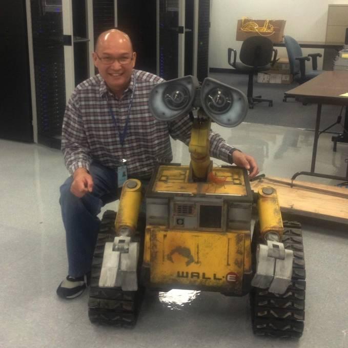 Ada Wall-E didunia nyata.. WOW!