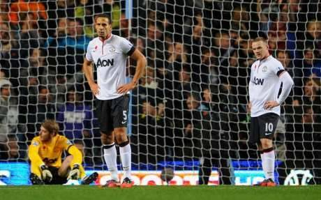 Manchestester United - Manchester United (Giggs [pen.] 3, Rooney 50, Chicharito 52, 66) 4 - 1 (Hughes 77) Fulham