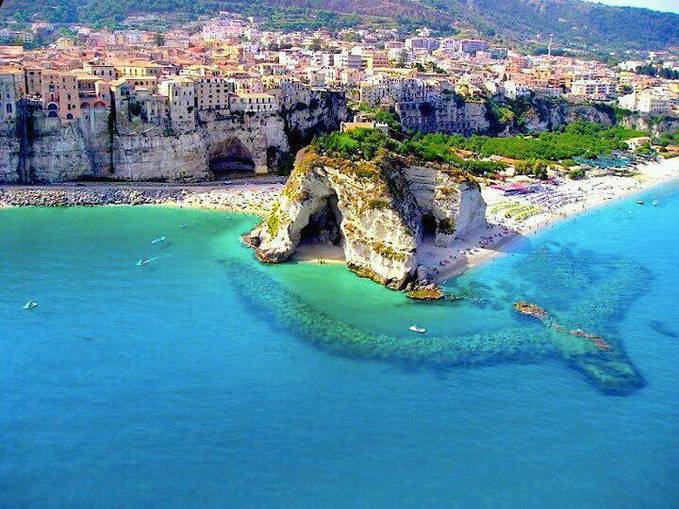 Fascinating Calabrian Coast in Southern Italy!