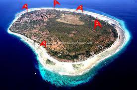 Gili Trawangan, the most popular among the three Gili's. Just kick back and enjoy the sun, nightly beach parties and sea. The main stripe is full of accommodations, restaurants, and dive shops. If you are seeking a quieter place to stay there a