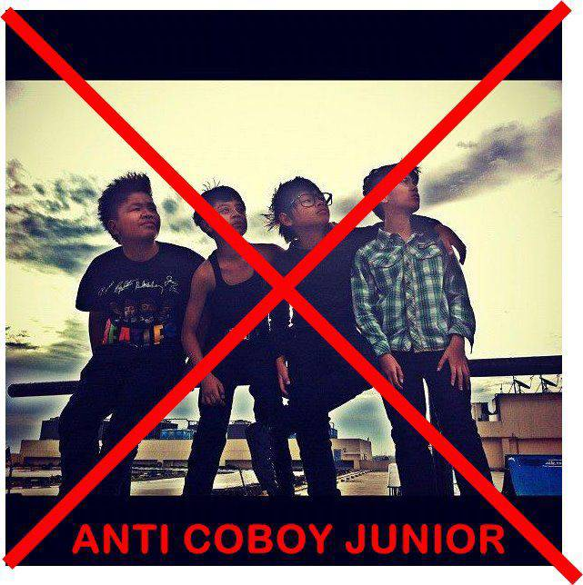 Anti Iqbal CJR dan Coboy Junior