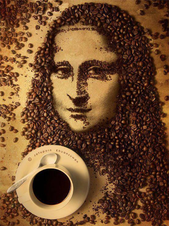 coffe MONALISA jgn lpa klik WOW ya....