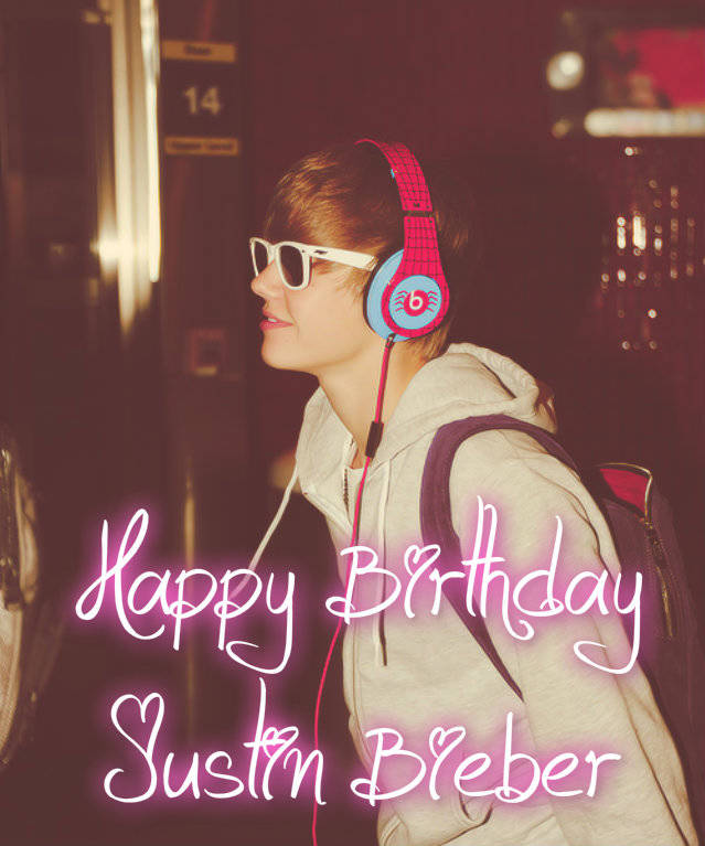Happy 19 Birthday Justin Bieber Wish You All The Best