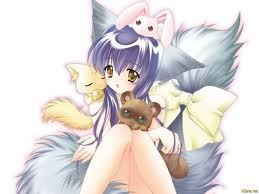 Who love this anime ? This anime is cute and beatiful