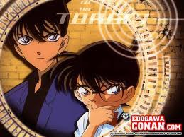 This is Kudo Shinichi & Edogawa Conan