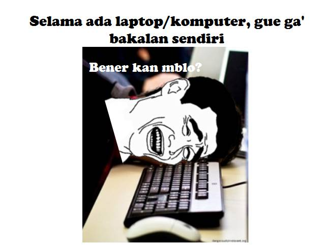 gue bener kan ? from : http://www.facebook.com/pages/Lol-Comic-Indonesia/460499277318454