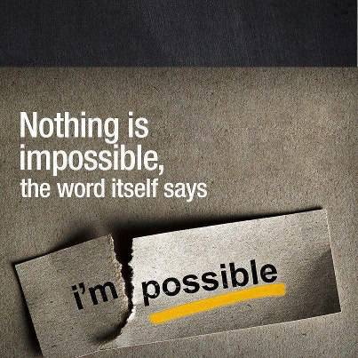 Impossible / Im Possible?