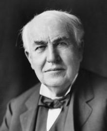 Ringkasan Thomas A. Edison (lahir sebagai Thomas Alva Edison di Milan, Ohio, Amerika Serikat, meninggal di West Orange, New Jersey, Amerika Serikat) adalah seorang Penemu terkenal dari Amerika Serikat, yang hidup antara 11 Februari 1847 dan 18