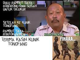 Sekedar humor TongFang....!!!! :D wow