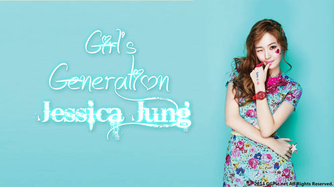 SNSD Jessica Casio Baby-G Kiss Me, Pencet Wow Bagi Yang GorjessSpazzer!