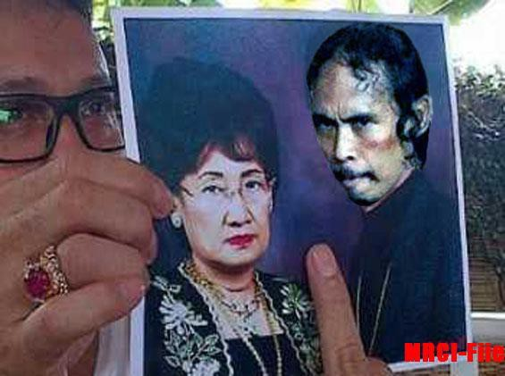 eyang greget (mad dog)... :v