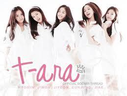 tara korean girls band