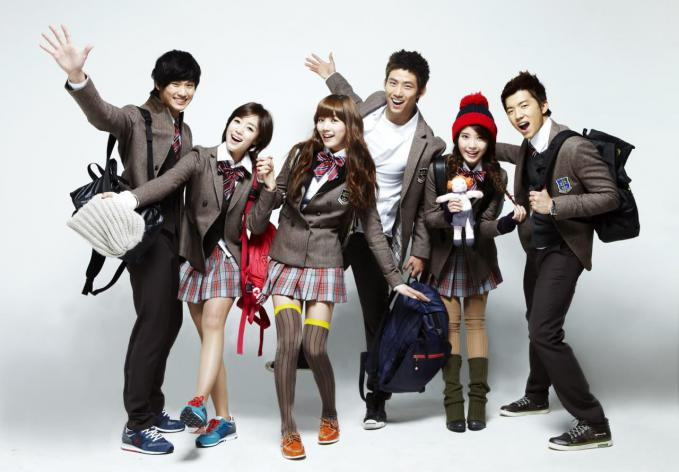 Kangen dengan drama korea Dream High ?