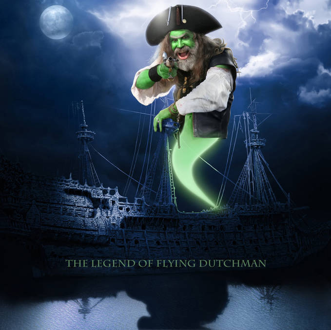 the legend of flying dutchman