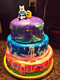 kue adventure time