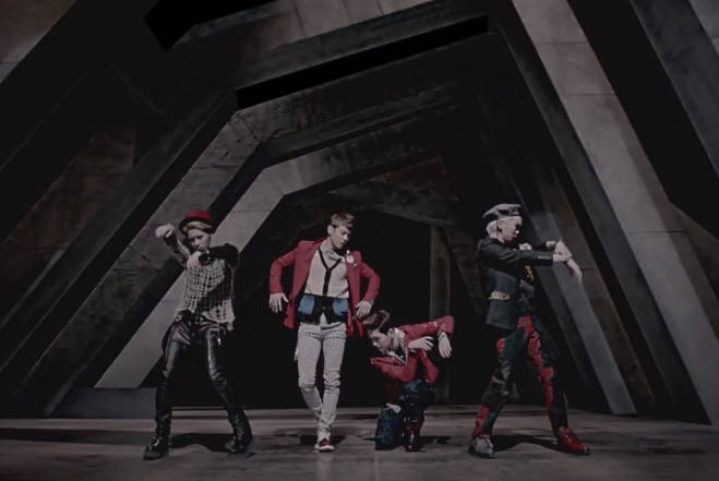shinee back why so serious