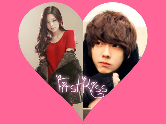 First Kiss (Ficlet)