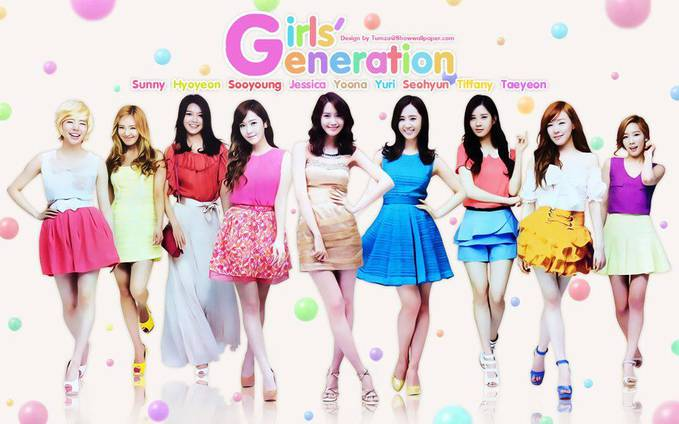 Facts about snsd
