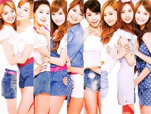 Facts about snsd (3)