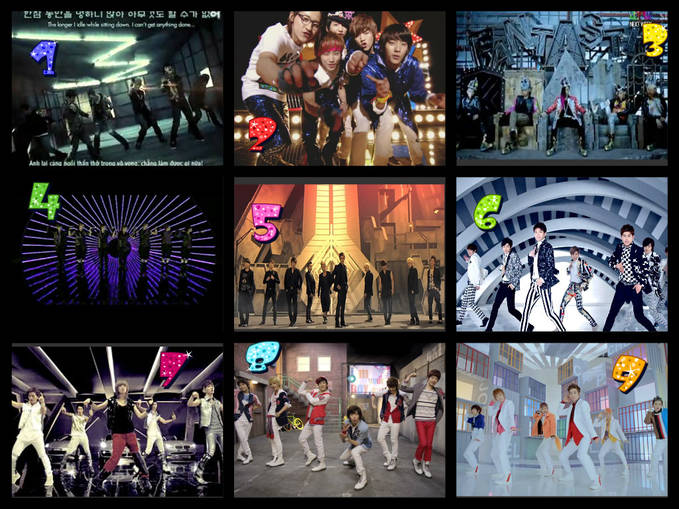 mana yg menjadi fav kalian 1shock b2st 2ok b1a4 3fantastic baby 4again n again 2pm 5sexyfreesingle suju 6man in love infinite 7lucifer shinee 8 boyfriend boyfriend 9 miss right teen top mana yg menjadi fav kalian Wow nya ya