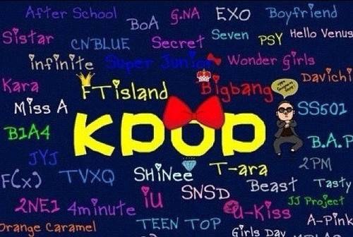 Do you love K-POP? Whos that?
