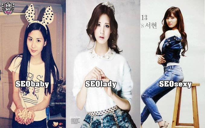 Transformation Seohyun xD