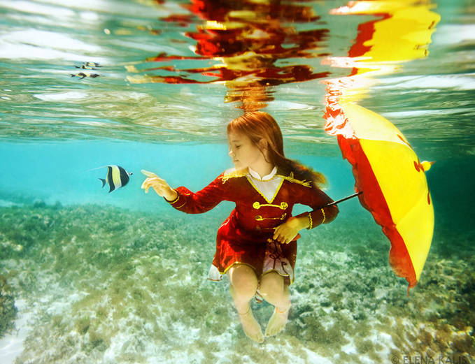 under water photography........ wownya donk