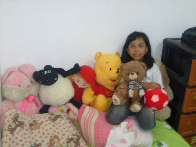 Me and my doll .:wow nya donk all:.