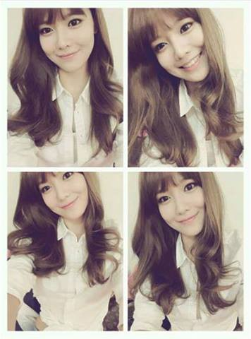 this is Sooyoung not Make up! Sooyoung really beauty! I love you :)