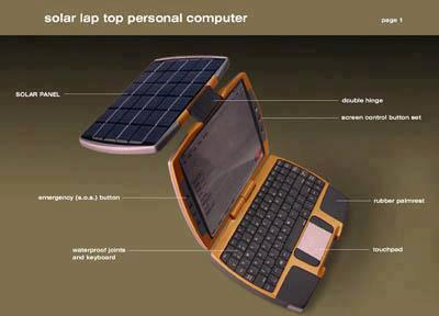 SolarLaptop.. ShutUp and take my money, haha