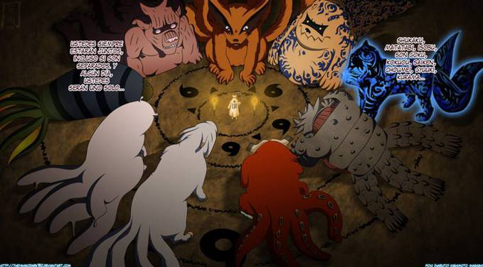 Father of All Tailed Beasts Rikudo sennin?