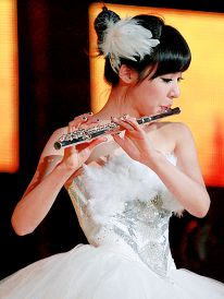 Tiffany Really a Talented Girl :*