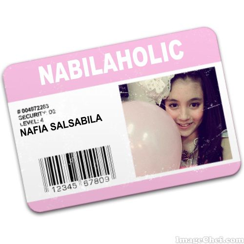 gimana id card nya? kawai kan?:)