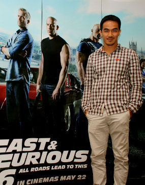 Fakta-fakta menarik tentang Joe Taslim di film Fast and Furious 6