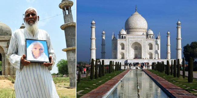 Pria ini membangun Taj Mahal Kecil untuk mengenang mendiang istrinya. Dia bahkan menolak sumbangan dari siapapun..