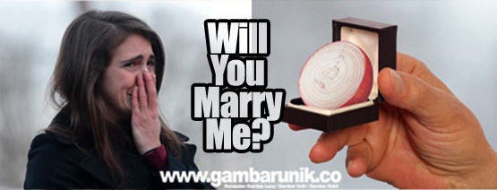 will you marry me? lol