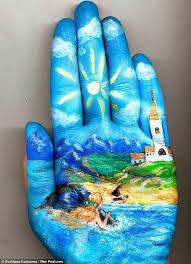 Lukisan tangan... Keren yah. WoW nya silahkan