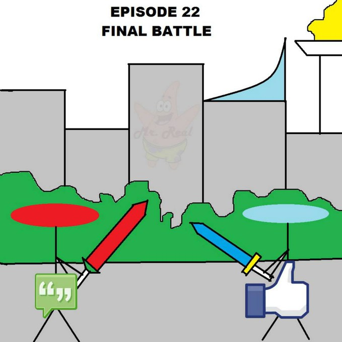 Episode 22 : FINAL BATTLE