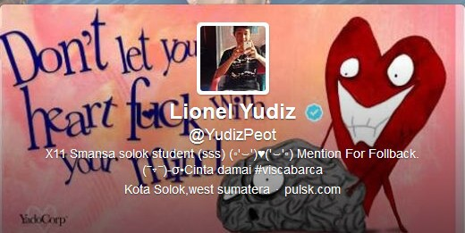 Follow me and mention for follback :D