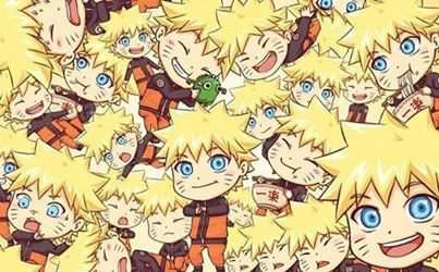Naruto, Naruto everywhere