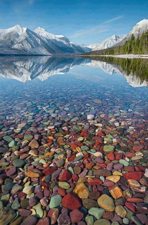 Lake McDonald, Montana wow...